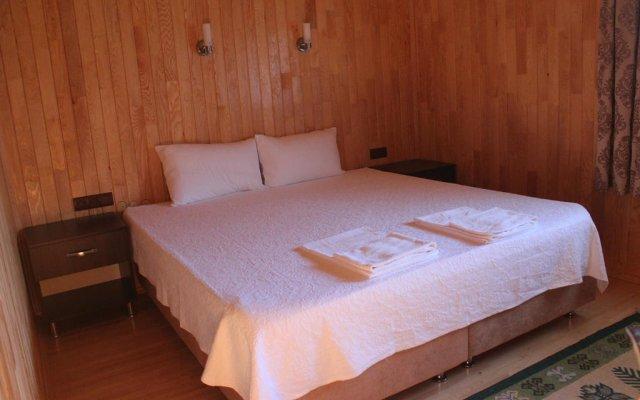 Отель Cirali Almira Bungalow Кемер комната для гостей