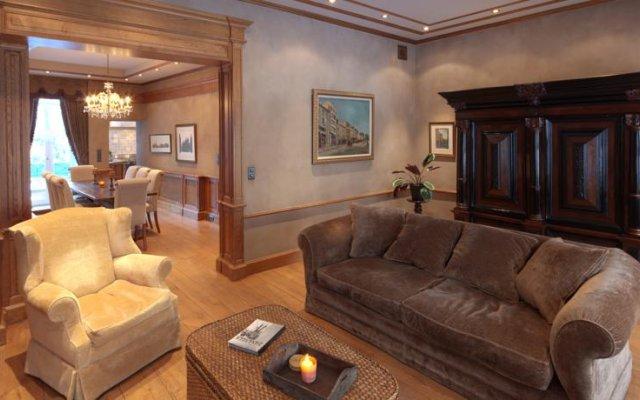 Отель BrusselsSuite комната для гостей