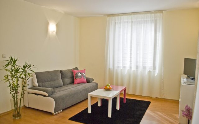 Апартаменты Belchev Downtown Apartment София комната для гостей