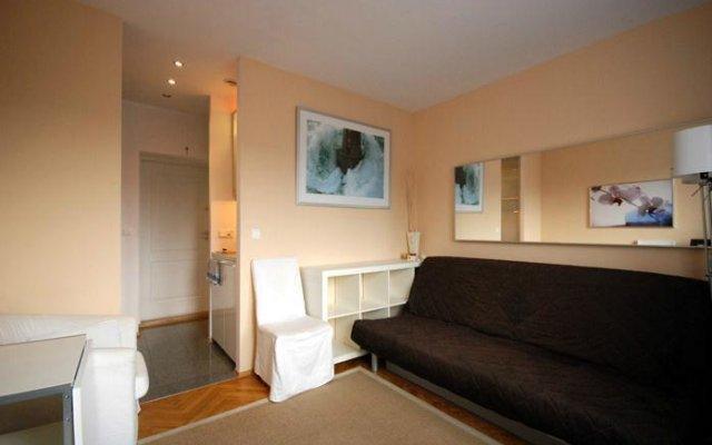 Отель Kawalerka W Centrum Sopotu Сопот комната для гостей