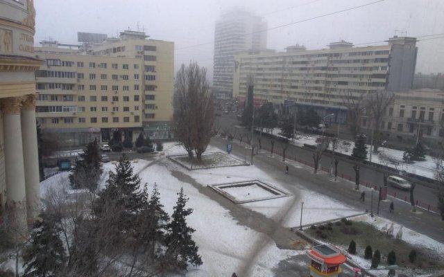 Апартаменты на Проспекте Ленина вид на фасад