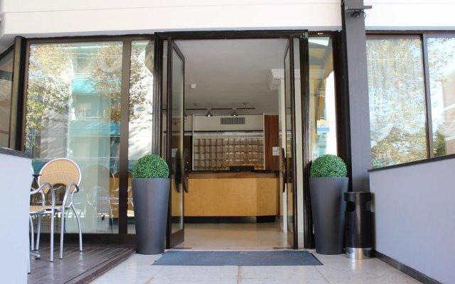 Отель Grand Meeting Италия, Римини - отзывы, цены и фото номеров - забронировать отель Grand Meeting онлайн вид на фасад