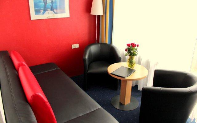 Hotel Wallis комната для гостей