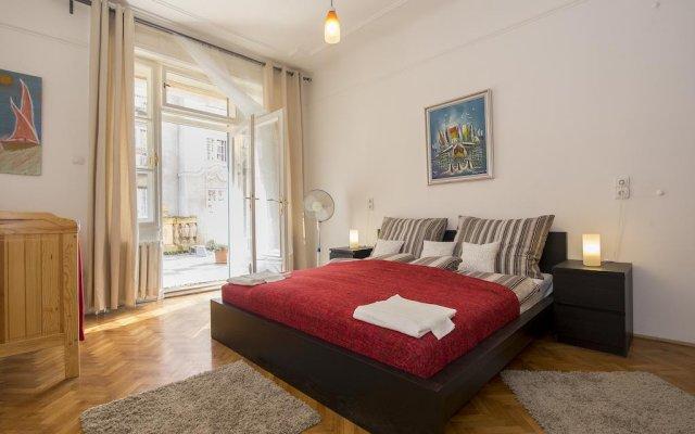 Отель Millenium Park Будапешт комната для гостей