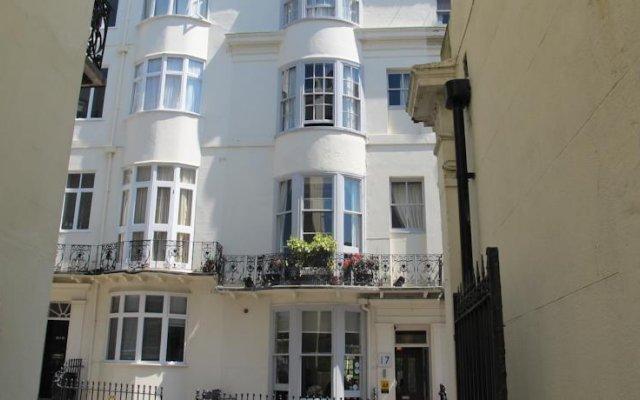 Отель Blanch House вид на фасад