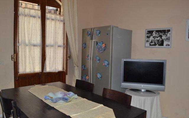 Отель Casa di Alfeo Сиракуза комната для гостей