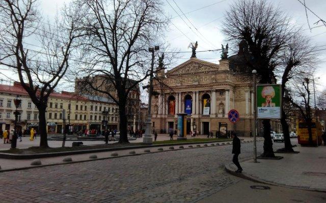 Гостиница Romantic Suite in the city centre вид на фасад