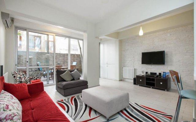 Апартаменты Tarus Apartments Nisantasi комната для гостей
