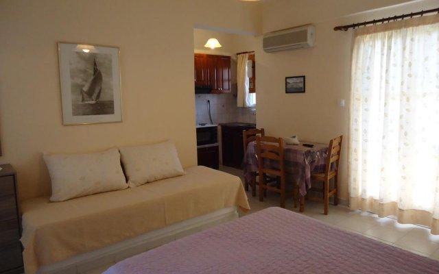 Апартаменты Studio Mare комната для гостей