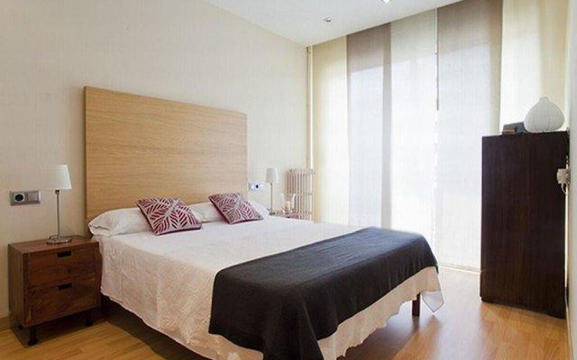 Отель Livingstone Барселона комната для гостей