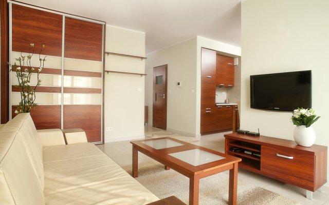 Отель Apartamenty Silver комната для гостей