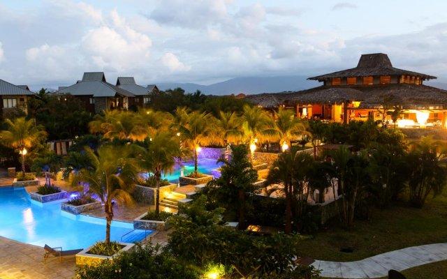 Отель Indura Resort вид на фасад