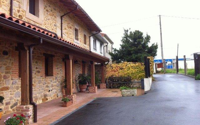 Отель Apartamentos Playa Galizano вид на фасад