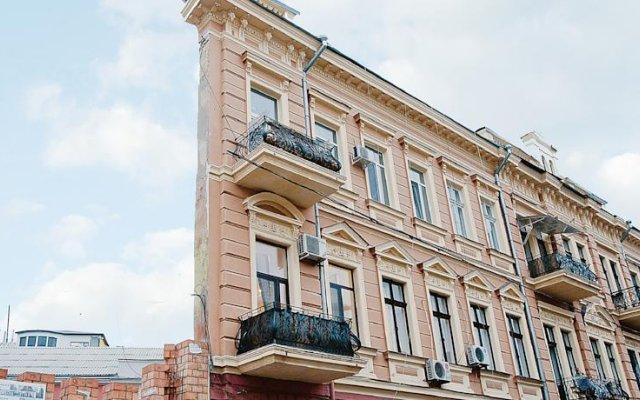 Апартаменты Historic Center Apartments - Odessa вид на фасад