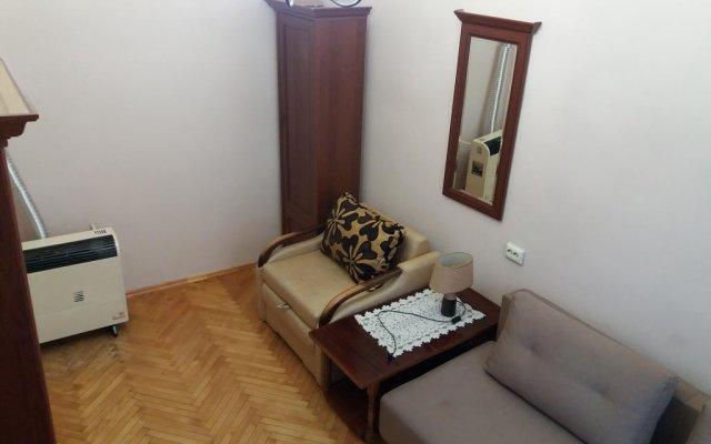 Гостиница Pylnykarska 6 Львов комната для гостей