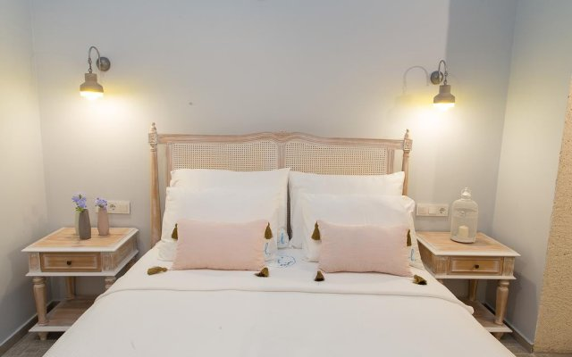 Levin Hotel Alacati Чешме комната для гостей