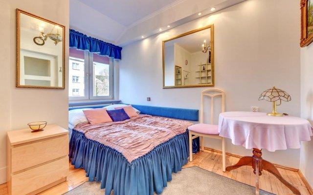 Апартаменты Royal Apartments - Apartament Sydney Сопот комната для гостей