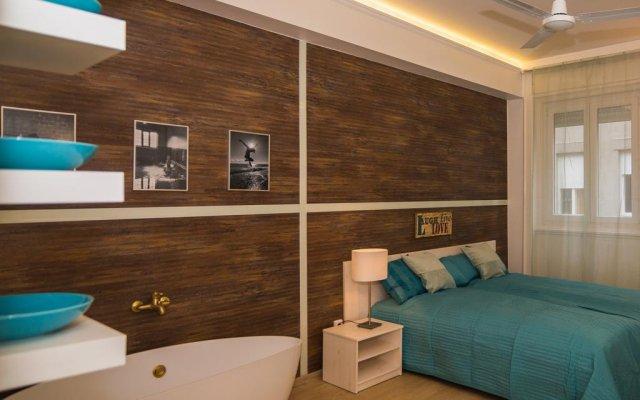Апартаменты Liszt Studios Holiday Home Apartment Будапешт комната для гостей