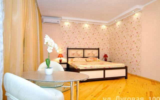 Апартаменты Apartment Lugovaya 100 комната для гостей