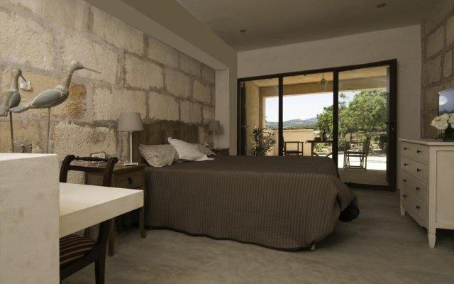 Отель Can Pere Rei комната для гостей