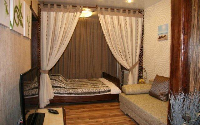 Отель Krasstalker Красноярск комната для гостей