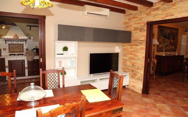 Отель Villa Rossana Агридженто комната для гостей