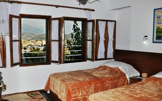 Отель Guest House Hava Baci Берат комната для гостей