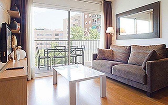 Отель Serennia Fira Gran Via комната для гостей