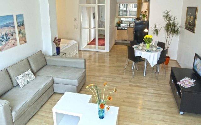 Отель Viennaflat Apartments - 1010 Австрия, Вена - отзывы, цены и фото номеров - забронировать отель Viennaflat Apartments - 1010 онлайн комната для гостей