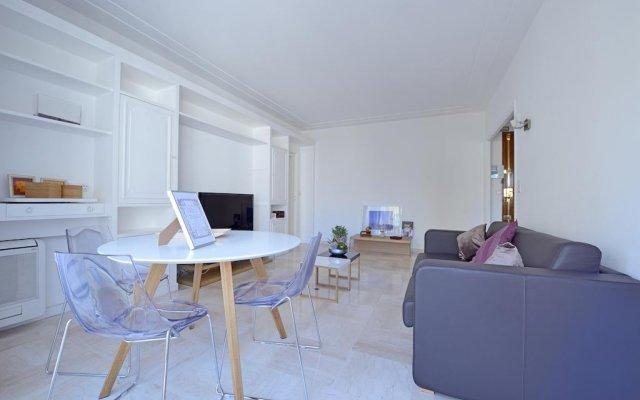 Отель Appartement Rue Grimaldi комната для гостей