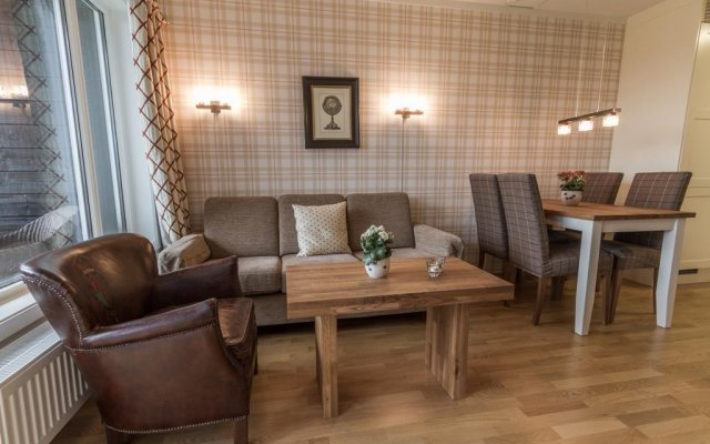 Scandic Partner Bergo Hotel комната для гостей