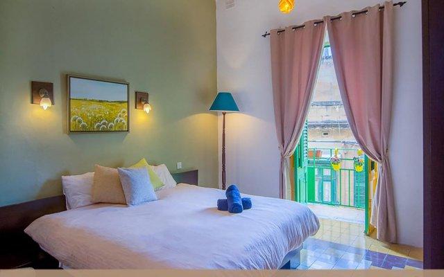Апартаменты Sliema Boutique Apartment Слима комната для гостей