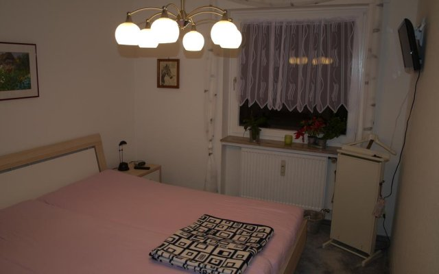 Отель Am Bocksberg комната для гостей