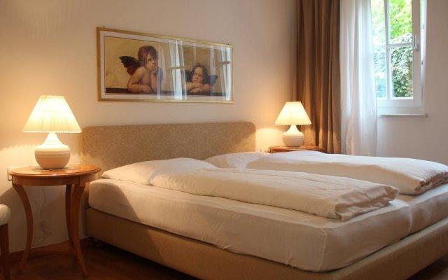 Отель Villa Maria Парчинес комната для гостей