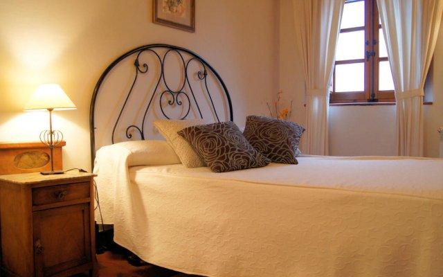 Hotel Rural El Adarve Мадеруэло комната для гостей