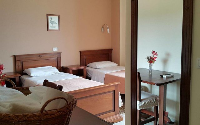 Hotel Castle комната для гостей
