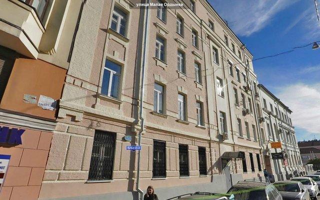 108 Mинут Хостел вид на фасад
