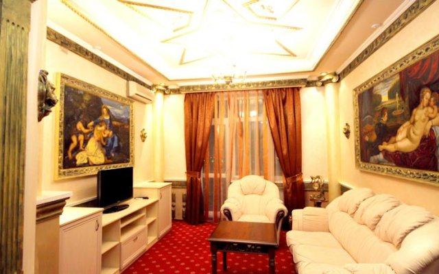 Гостиница Урарту комната для гостей