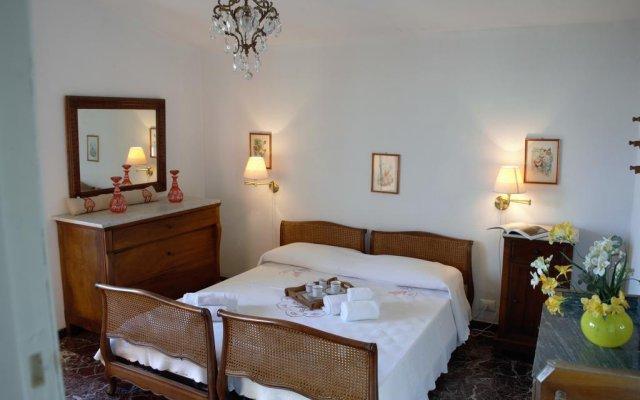 Отель Chalet Villa Ornella Генуя комната для гостей