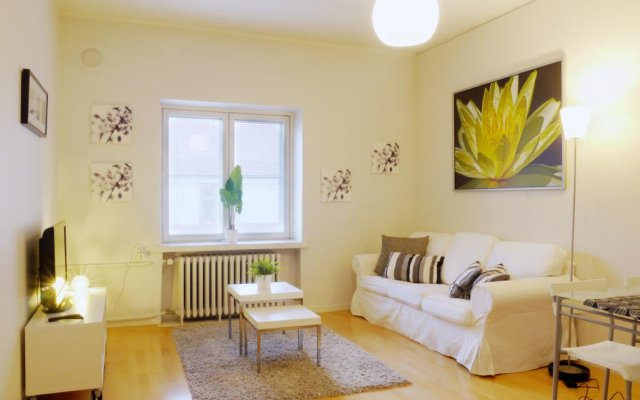 Апартаменты Kotimaailma Apartments Helsinki комната для гостей