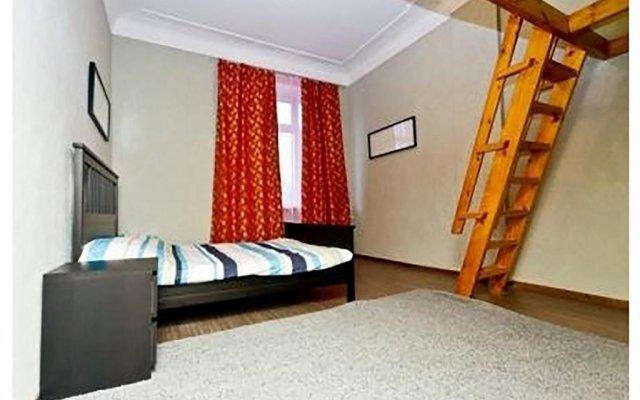 Апартаменты Apart Lux Померанцев комната для гостей