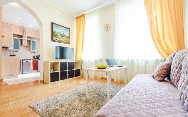 Апартаменты Miracle Apartments Арбатская комната для гостей