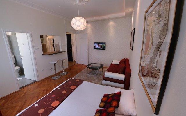 Отель Studio Lara Сербия, Белград - отзывы, цены и фото номеров - забронировать отель Studio Lara онлайн комната для гостей