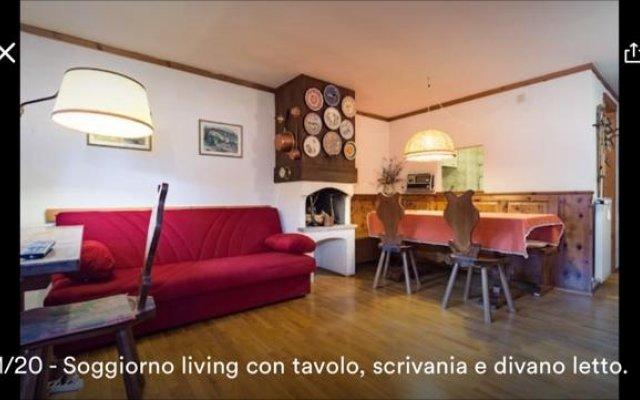 Отель Appartamento Borealis комната для гостей
