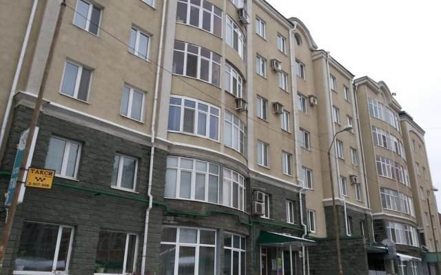 Гостиница 1 in Istanbul Park in the city of Kazan вид на фасад