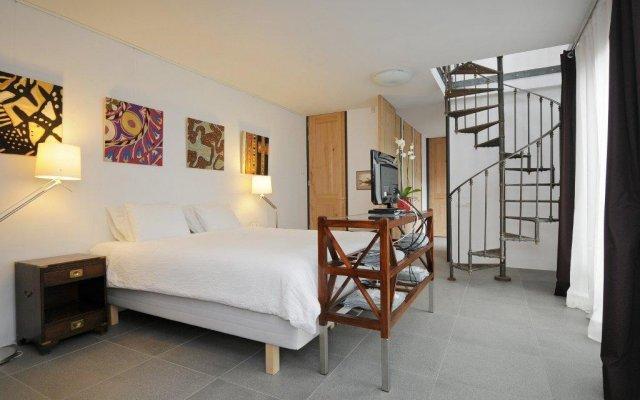 Отель The Wharf House комната для гостей