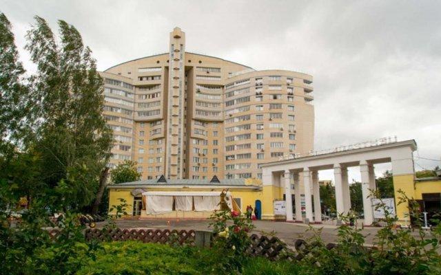 Гостиница AAA Elita on Yadrintsevskoy 18-3 вид на фасад