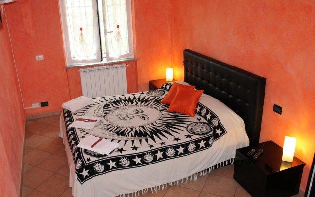 Отель Ca dei Fre Генуя комната для гостей