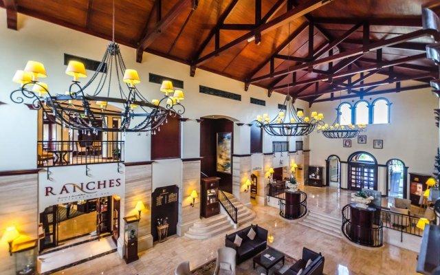 Отель Arabian Ranches Golf Club