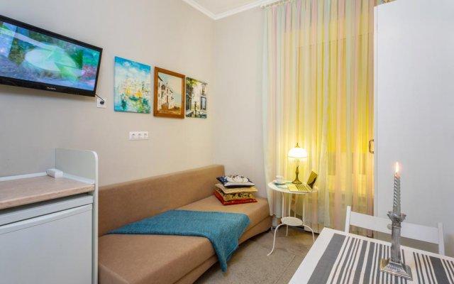Отель Minihotel Metro Admiralteiskaya Санкт-Петербург комната для гостей